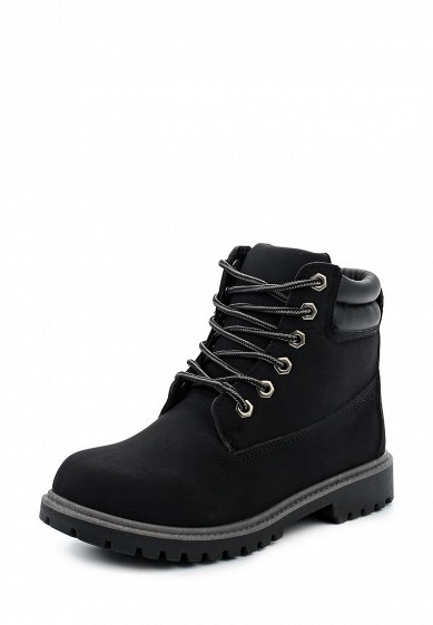 Купить Ботинки Ideal Shoes черный ID007AWWEI54 Китай