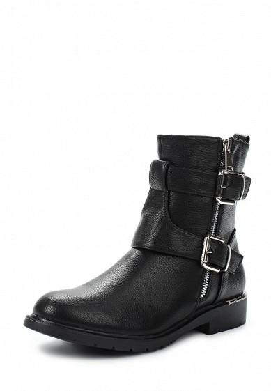 Купить Полусапоги Ideal Shoes черный ID007AWXYV42 Китай