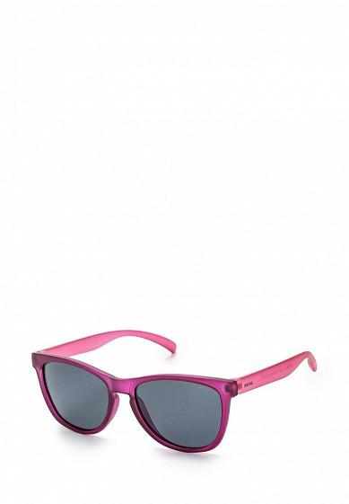 Очки солнцезащитные фиолетовый IN021DGRTV41 Китай  - купить со скидкой