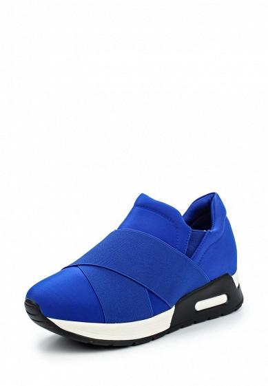 Кроссовки Janessa синий JA026AWPSX16 Китай  - купить со скидкой