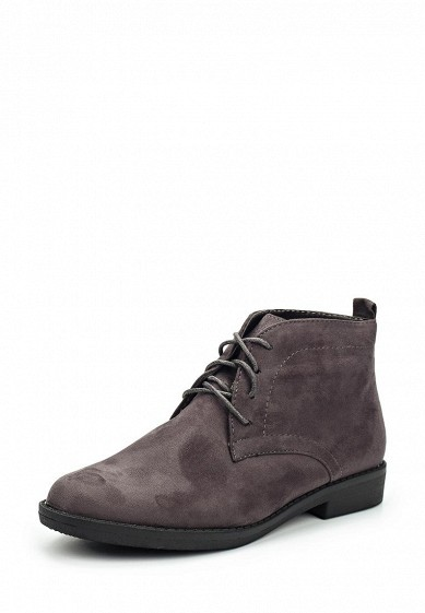 Купить Ботинки Janessa серый JA026AWXIM37 Китай