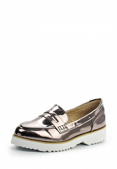 Лоферы LOST INK HATTIE WHITE OUTSOLE FRINGE LOAFER
