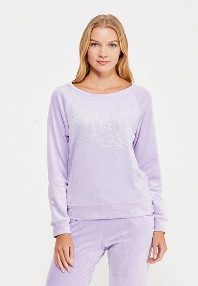 Купить Свитшот домашний Love Republic фиолетовый LO022EWUTD48 Китай