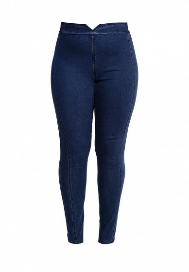 Джеггинсы JEGGING WITH ELASTIC BACK