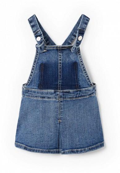 Купить Сарафан джинсовый Mango Kids - ELVA синий MA018EGYLC03 Пакистан