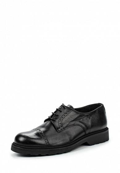 Туфли Martin Pescatore черный MA108AMKZP29 Италия  - купить со скидкой