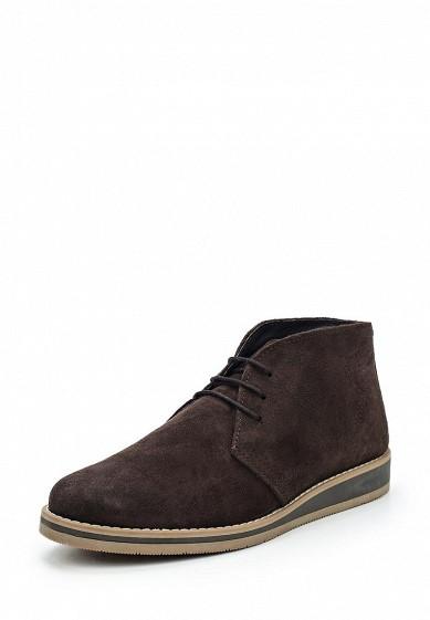 Купить Ботинки Martin Pescatore коричневый MA108AMXGW17 Италия