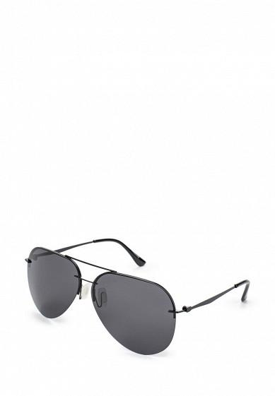 Очки солнцезащитные Mascotte черный MA702DWSJL01  - купить со скидкой