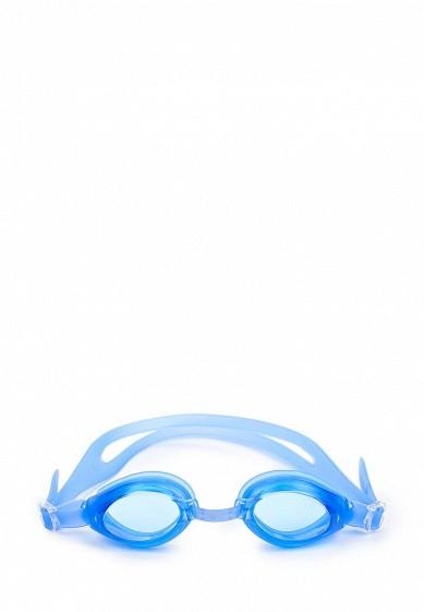 Очки для плавания MadWave голубой MA991DKTRI28 Китай  - купить со скидкой