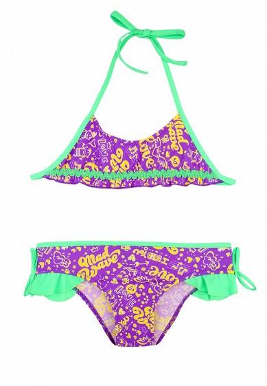 Купальник MadWave фиолетовый MA991EGFFF50 Китай  - купить со скидкой
