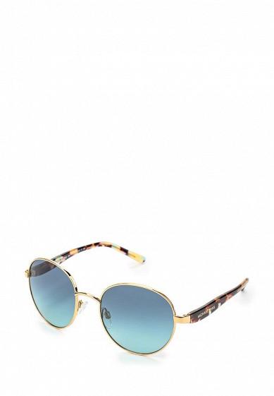 Очки солнцезащитные MK1007 10934S Michael Kors золотой MI186DWHWS17  - купить со скидкой