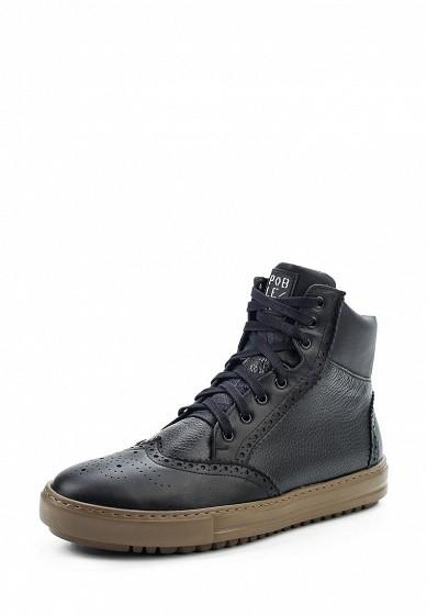 Купить Ботинки Poblenou черный MP002XM0W78T Россия