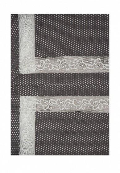Комплект постельного белья Евро Asabella серый MP002XU0016K  - купить со скидкой