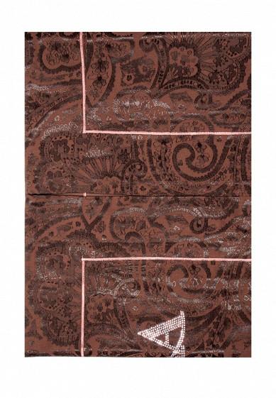 Комплект постельного белья Евро Asabella коричневый MP002XU00176  - купить со скидкой