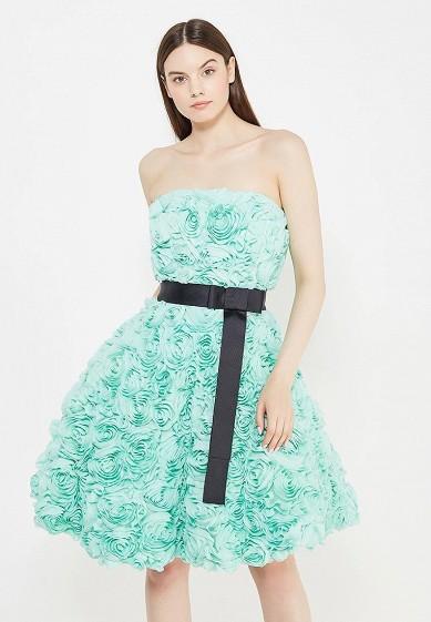 Платье To be Bride мятный MP002XW1ABAA  - купить со скидкой