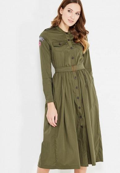 Купить Платье Tailor Che Сафари хаки MP002XW1ASPJ Россия