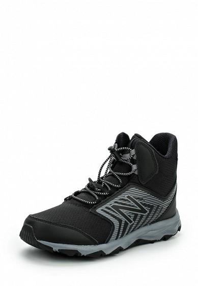 Купить Кроссовки New Balance черный NE007ABXIR55 Вьетнам