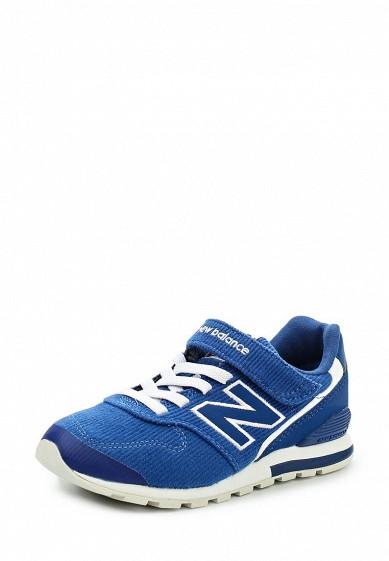 Купить Кроссовки New Balance синий NE007ABXIR56 Индонезия