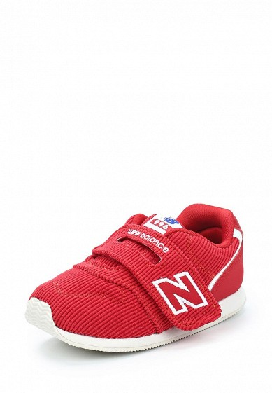 Купить Кроссовки New Balance красный NE007AGXIR46 Индонезия