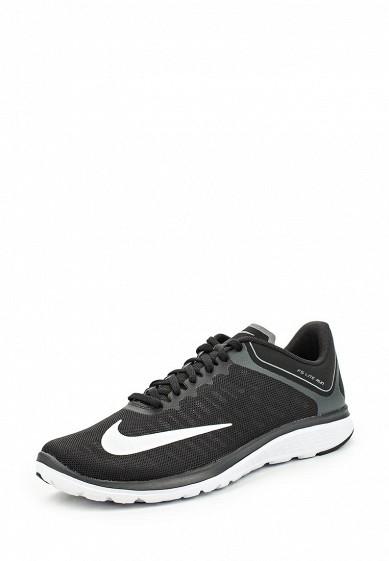 Кроссовки NIKE FS LITE RUN 4 Nike черный NI464AMJFF36  - купить со скидкой