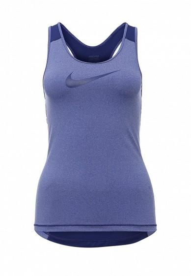 Купить Майка спортивная Nike NP CL TANK синий NI464EWHBI48 Сальвадор