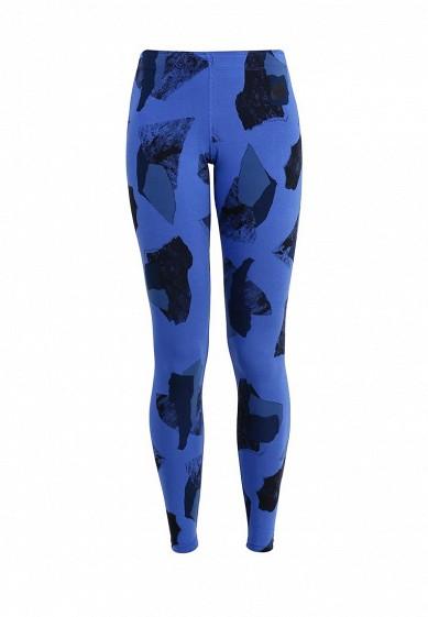 Леггинсы W NSW LEG-A-SEE LGGNG AOP2 Nike синий NI464EWJGC75  - купить со скидкой