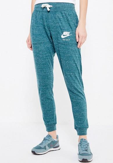 Купить Брюки спортивные Nike W NSW GYM VNTG PANT зеленый NI464EWUHE93 Камбоджа