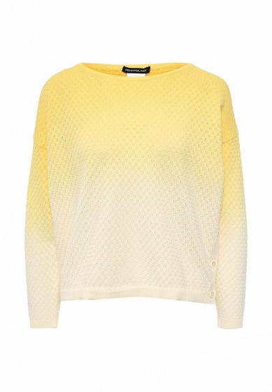 Джемпер желтый PE003EWOHU95 Китай  - купить со скидкой