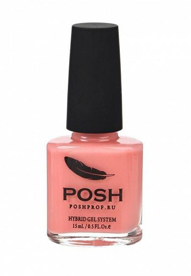 Гель-лак для ногтей Posh Гибрид без УФ лампы Тон 187 Розовые сны розовый PO021LWXZN07 Россия  - купить со скидкой