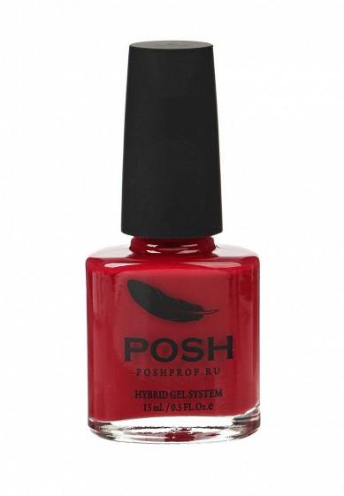 Купить Гель-лак для ногтей Posh Гибрид без УФ лампы Тон 192 Бордовое наслаждение бордовый PO021LWXZN33 Россия