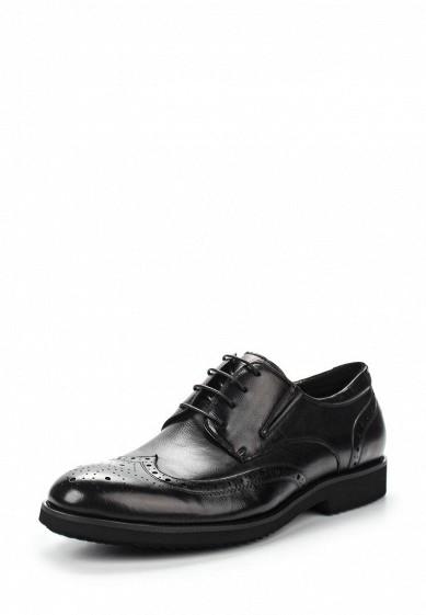 Купить Туфли Rosconi черный RO036AMVIY57 Россия