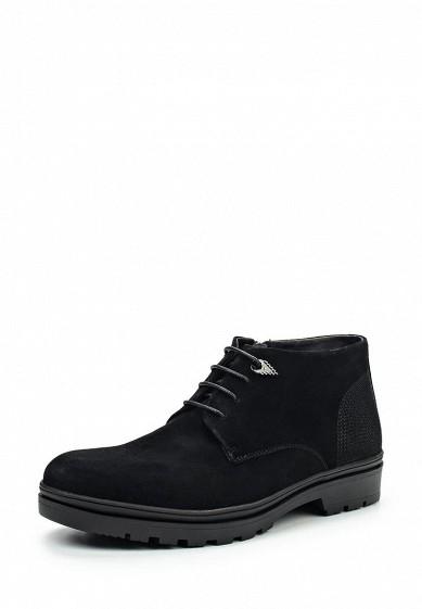 Купить Ботинки Rosconi черный RO036AMVIY66 Россия