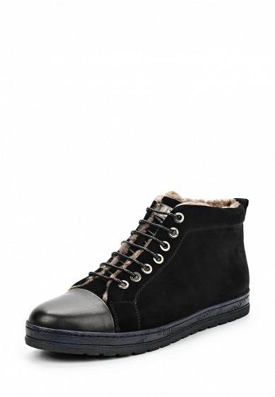 Купить Ботинки Rosconi черный RO036AMVIY83 Россия