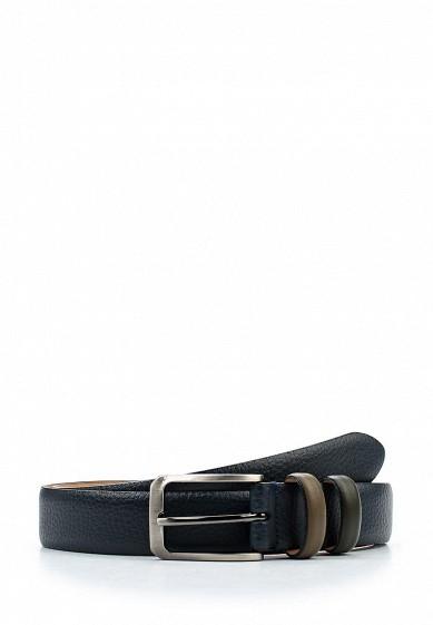 Купить Ремень Ted Baker London синий TE019DMVXI17 Италия