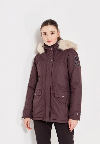 Купить Куртка утепленная Torstai DIANNE коричневый TO036EWWRH95 Китай