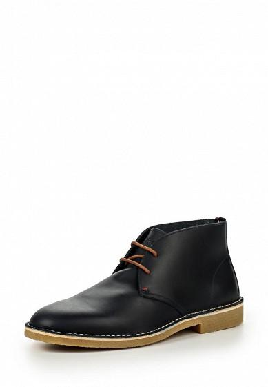 Ботинки Tommy Hilfiger синий TO263AMJCQ88 Индия  - купить со скидкой