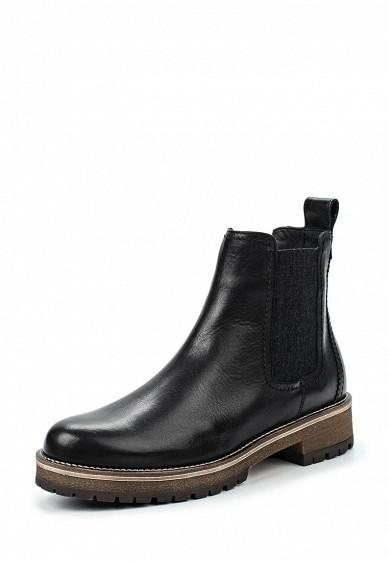 Ботинки Tommy Hilfiger черный TO263AWKGQ21 Румыния  - купить со скидкой