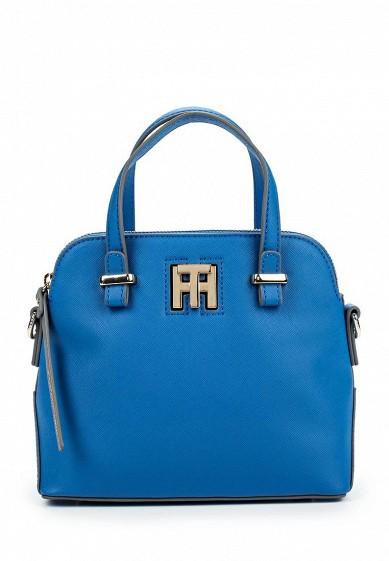 Сумка Tommy Hilfiger синий TO263BWJCZ95 Китай  - купить со скидкой