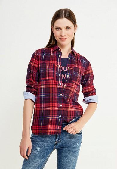 Купить Рубашка Tommy Hilfiger красный TO263EWUFT12 Китай