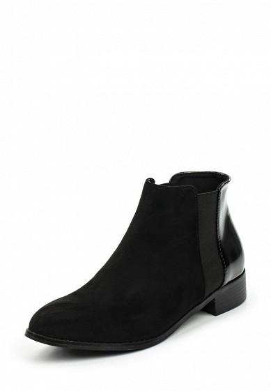 Купить Ботинки Vera Blum черный VE028AWVEW56 Китай