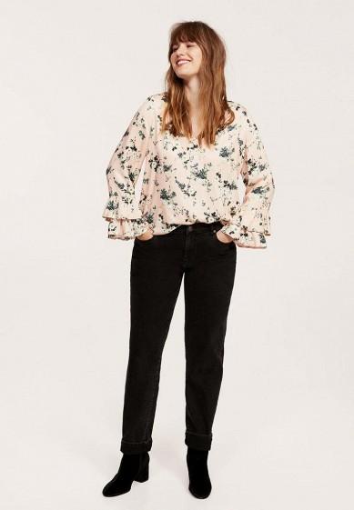 Купить Блуза Violeta by Mango - CAMPOS бежевый VI005EWXTA69 Румыния