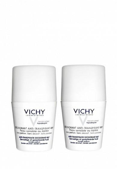 Купить Дезодорант Vichy DUO для чувствительной кожи 48 ч, 50 гр VI055LWWFK27 Франция