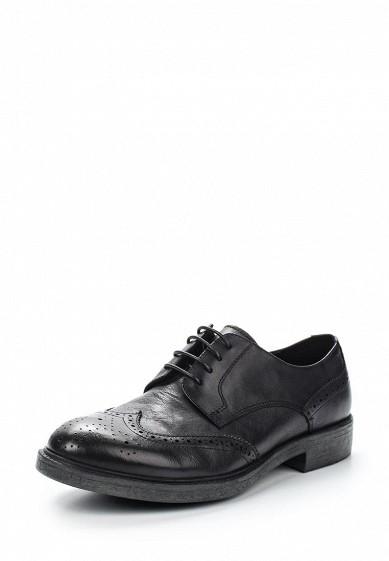 Туфли Vitacci черный VI060AMBZM32 Китай  - купить со скидкой