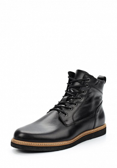 Купить Ботинки Zign черный ZI469AMWBL08 Португалия