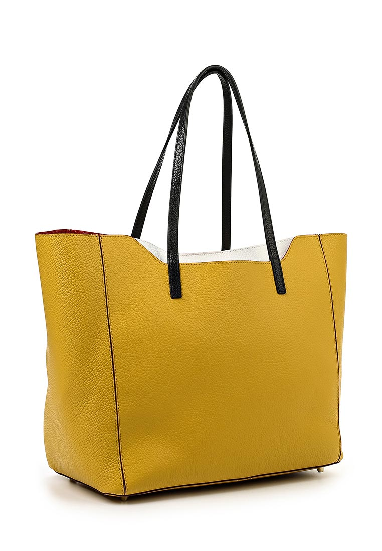 Коричневая сумка-шопер Capriccio FURLA - Сумка-шопер от