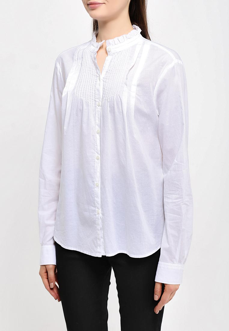 Недорогие Белые Блузки С Доставкой