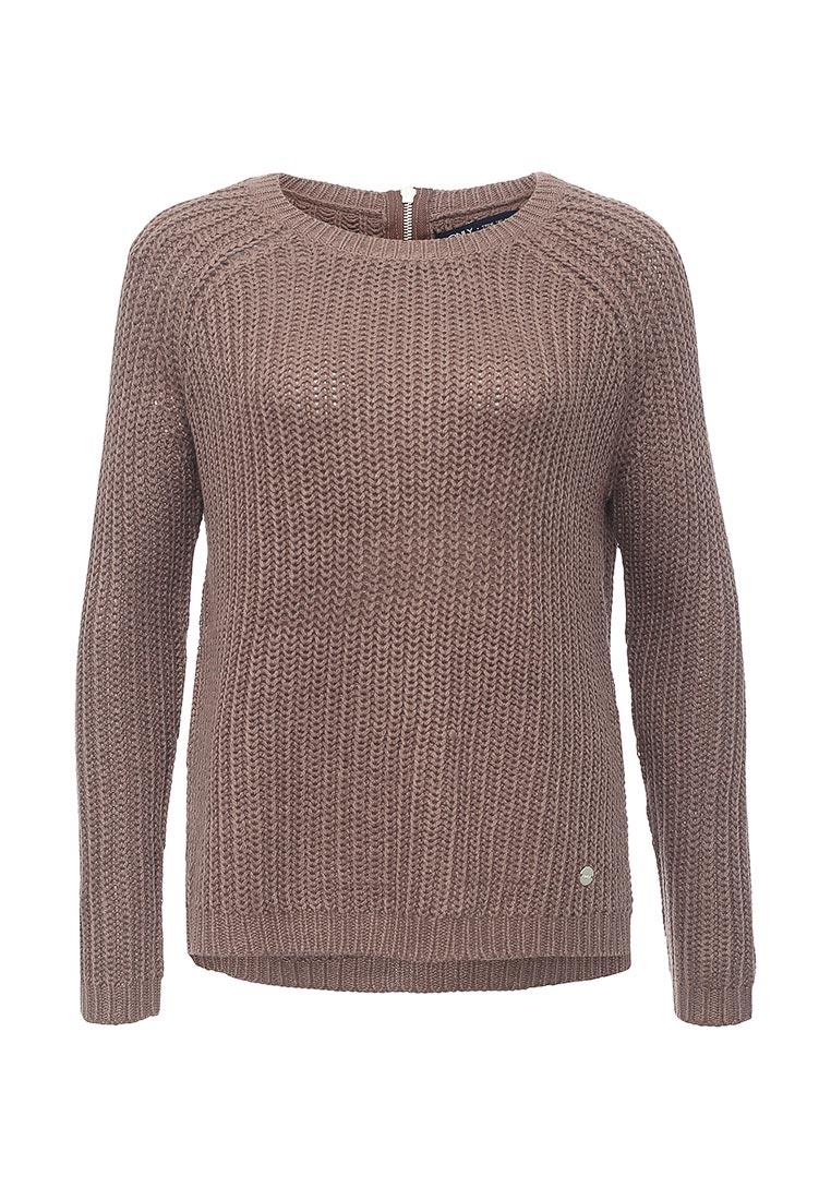 коричневый свитер женский с доставкой
