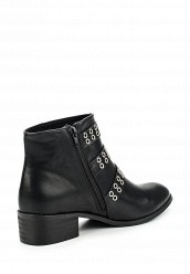 Ботинки LOST INKSHANE EYELET DETAIL BUCKLES BOOT