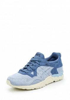 Кроссовки, ASICSTiger, цвет: голубой. Артикул: AS009AUUMH52. Женская обувь / Кроссовки и кеды