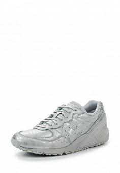 Кроссовки, ASICSTiger, цвет: серый. Артикул: AS009AWOUQ79. Женская обувь / Кроссовки и кеды